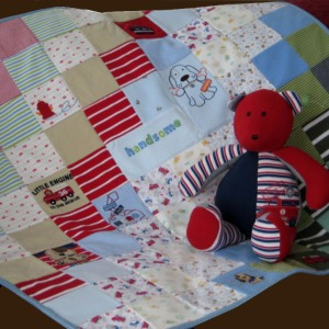 Keepsake Quilt The Patchwork Bear
